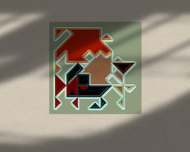 Beispiel: Digital two von Andreas Wemmje