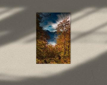 Herbst am Königssee von Dirk Rüter