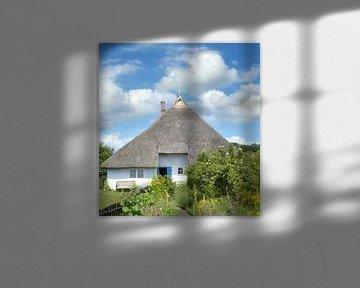das Pfarrwitwenhaus in Groß Zicker von Peter Eckert