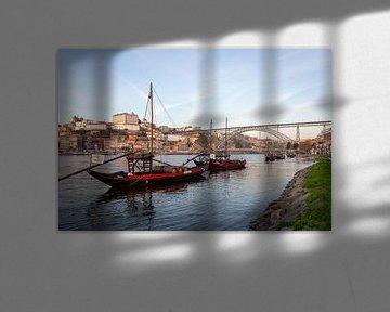 Stad Porto van Alexander Bogorodskiy