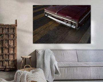 Chevrolet Impala SS lowrider van Maurice van den Tillaard