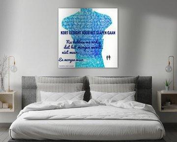 Kurzes Gedicht vor dem Schlafengehen von Ruben van Gogh