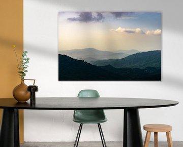 Minca-Kolumbien-Gebirge von Gerwin Hoogsteen