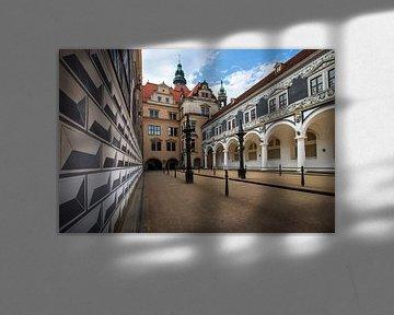 Königliche Stallungen Dresden von Antwan Janssen