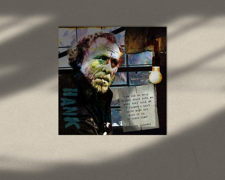 Beispiel: Charles Bukowski von Harald Fischer