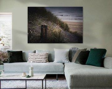Dutch dunes van Sandra Hazes