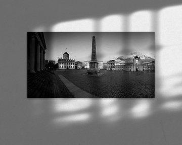 Alter Markt Potsdam (Panorama) von Frank Herrmann