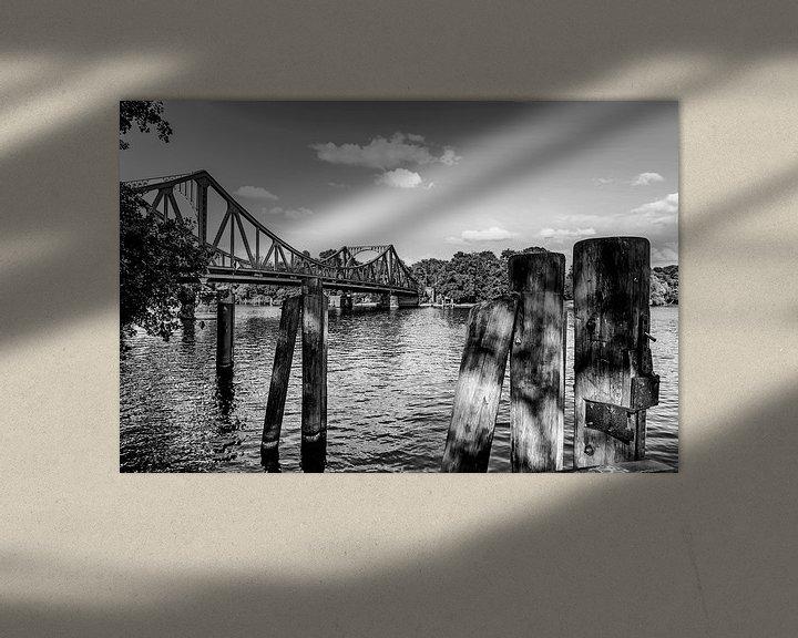 Impression: Le pont Glienicke sur Frank Herrmann