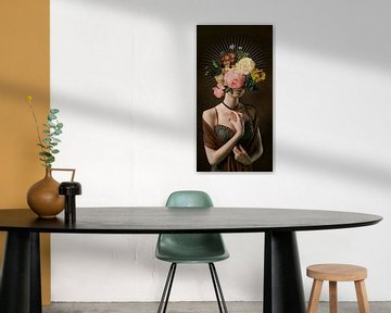 A Woman Divine van Marja van den Hurk