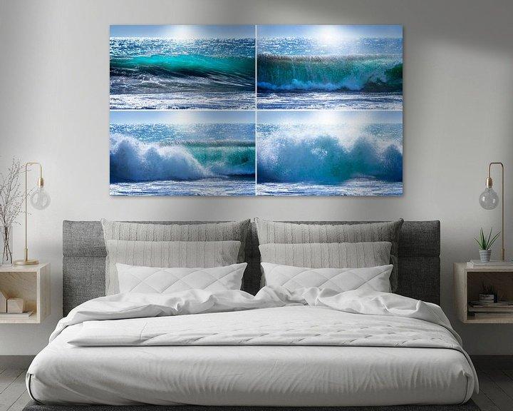 Beispiel: 0189 Das kurze, intensive Leben einer Welle von Adrien Hendrickx