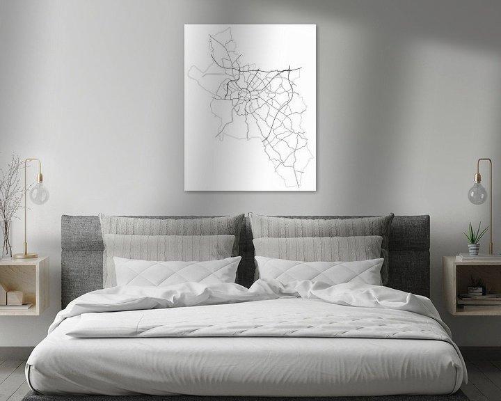 Beispiel: Aachen von Drawn by Johan