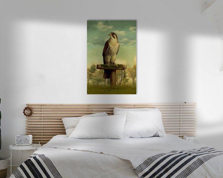 Beispiel: The Falcon von Marja van den Hurk