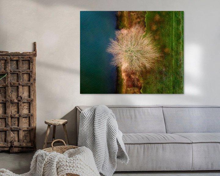 Sfeerimpressie: Leeg nest van Ruud Peters