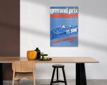 Grrrand Prix Zandvoort sur Jaap Ros