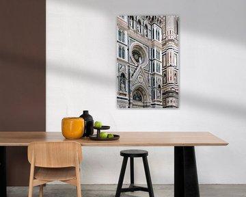Duomo ᝢ Florenz Reisefotografie ᝢ Architekturfoto Italien von Hannelore Veelaert