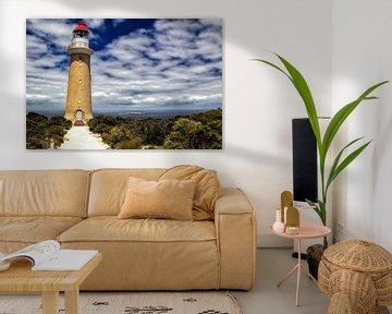 Leuchtturm am Cape du Couedic von Dirk Rüter