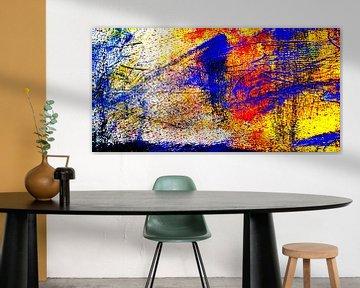 abstrakte Malerei von lee eggstein