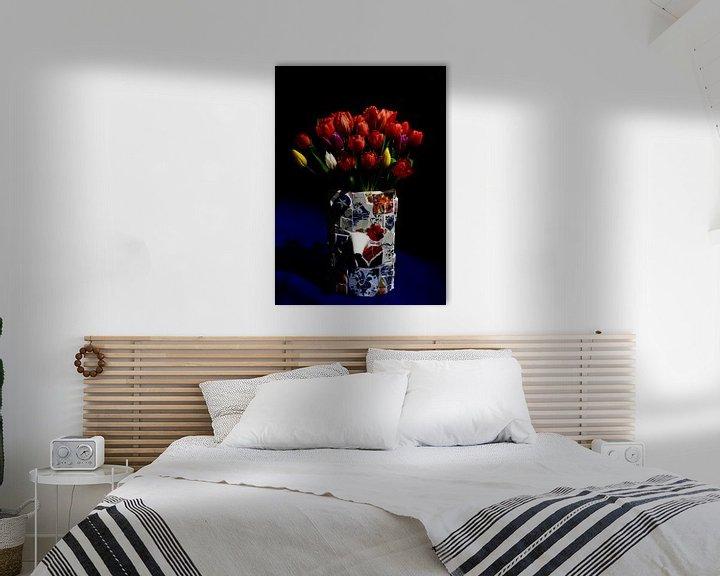 """Beispiel: """"Tulpen aus Amsterdam von Roelina Holtrop"""