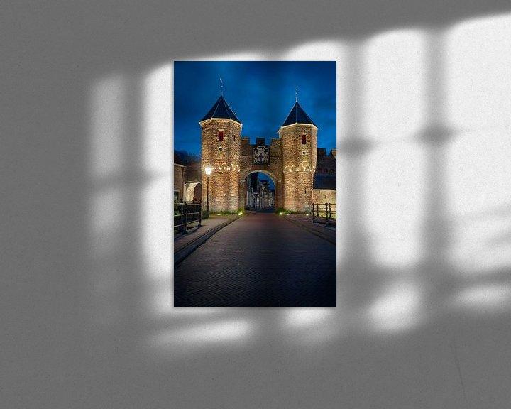 Sfeerimpressie: Koppelpoort Amersfoort van Mark Bolijn