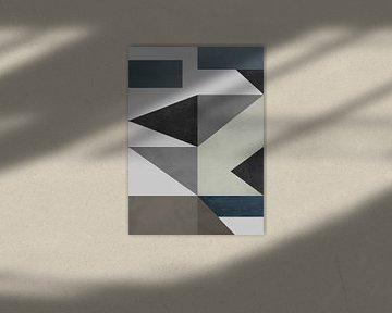 Composition Abstraite 1169 sur Angel Estevez