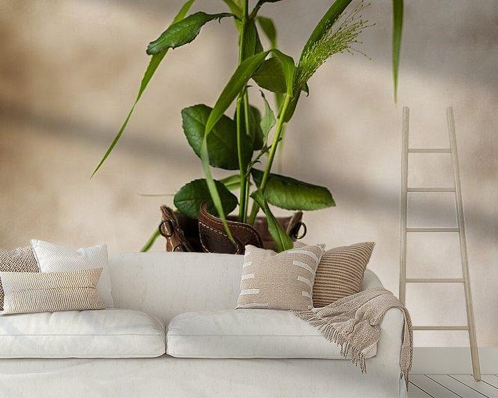 Beispiel fototapete: Design-Vase von Stephan Zaun