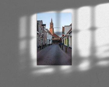 Amersfoort  Achter Het Oude Stadhuis van Dennisart Fotografie