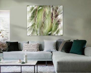 Federleicht, abstrakt von Rietje Bulthuis
