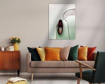 Amerikaanse klassieker 1954 Bel Air Powerglide van Beate Gube