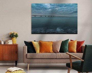 Sandwich-Brücke - 2 von Nuance Beeld