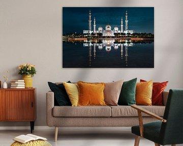 Scheich Zayed-Moschee von Tijmen Hobbel