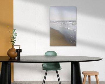 Aan het strand I| Nederland | Katwijk aan Zee | Kust van Mirjam Broekhof