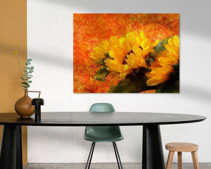 Beispiel: Sunflower 2020 von Andreas Wemmje