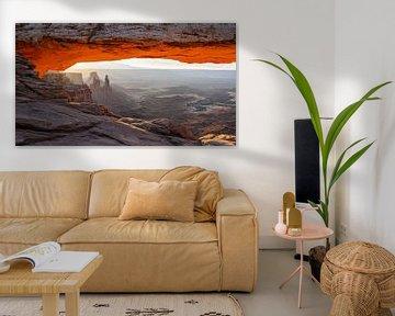 Mesa Arch - Canyonlands National Park - VS van Adalbert Dragon Dragon