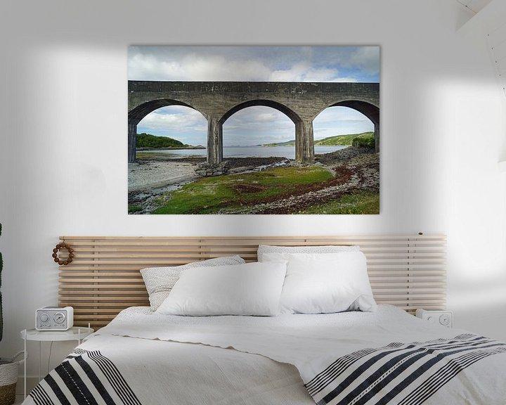 Sfeerimpressie: Viaduct van Ardnambuth van Babetts Bildergalerie