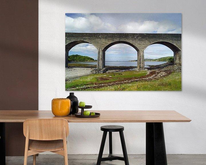 Impression: Viaduc d'Ardnambuth sur Babetts Bildergalerie