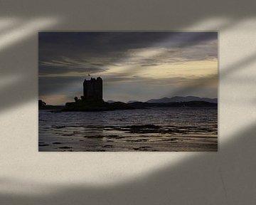 Castle Stalker von Babetts Bildergalerie