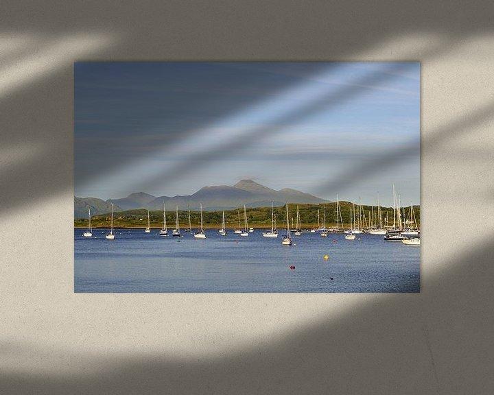 Sfeerimpressie: Haven van Dunstaffnage Castle, Schotland, Verenigd Koninkrijk van Babetts Bildergalerie