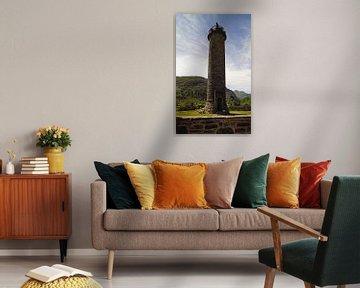 Glenfinnan Monument van Babetts Bildergalerie