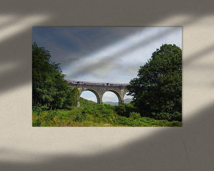 Impression: Viaduc de Glenfinnan sur Babetts Bildergalerie