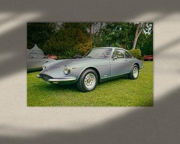 Ferrari 365 GTC klassieke Italiaanse coupe sportwagen van Sjoerd van der Wal