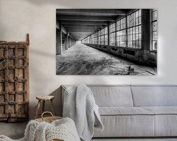Strijp-S Eindhoven - Umwandlung in Lofts von Bas Wolfs