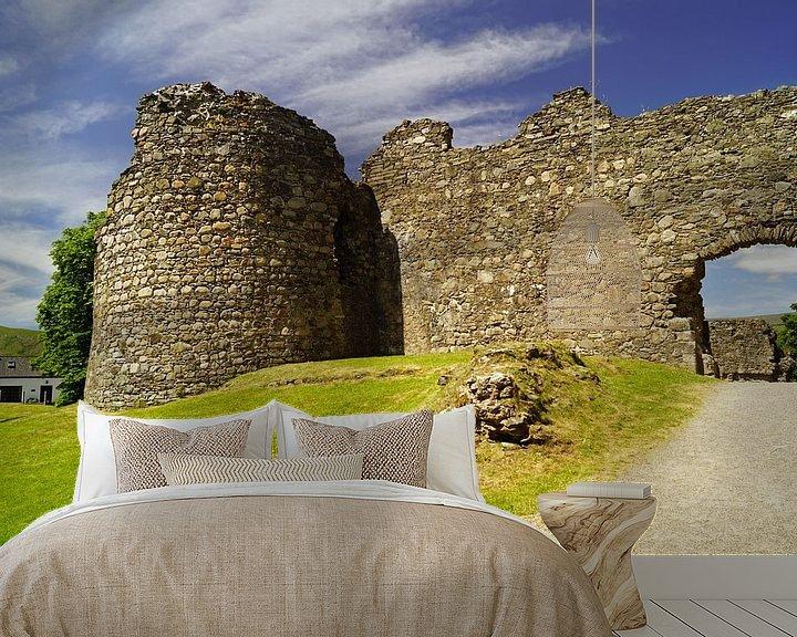 Sfeerimpressie behang: Inverlochy Castle van Babetts Bildergalerie