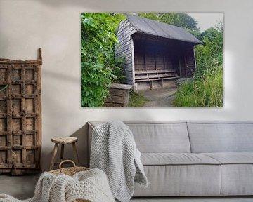 Rastplatz in Nordirland von Babetts Bildergalerie