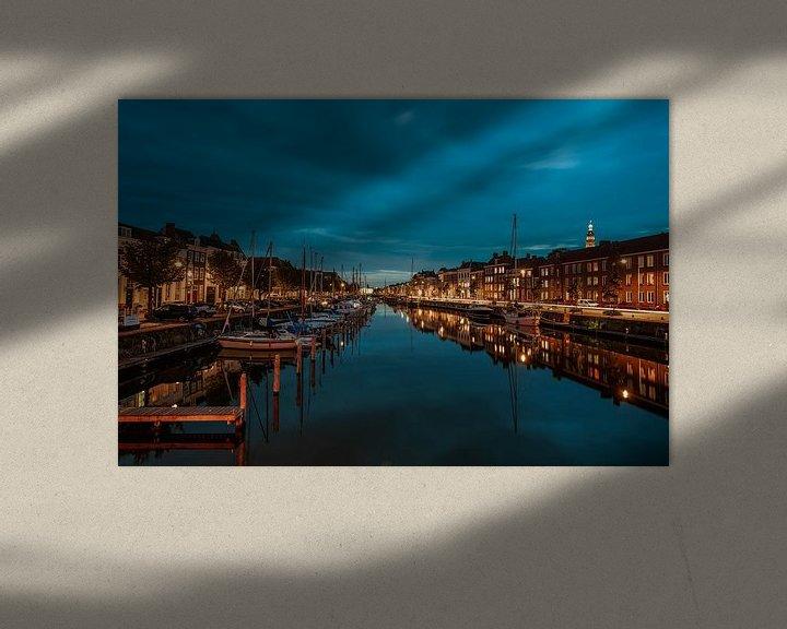 Impression: Middelburg dans la soirée 3 sur Andy Troy