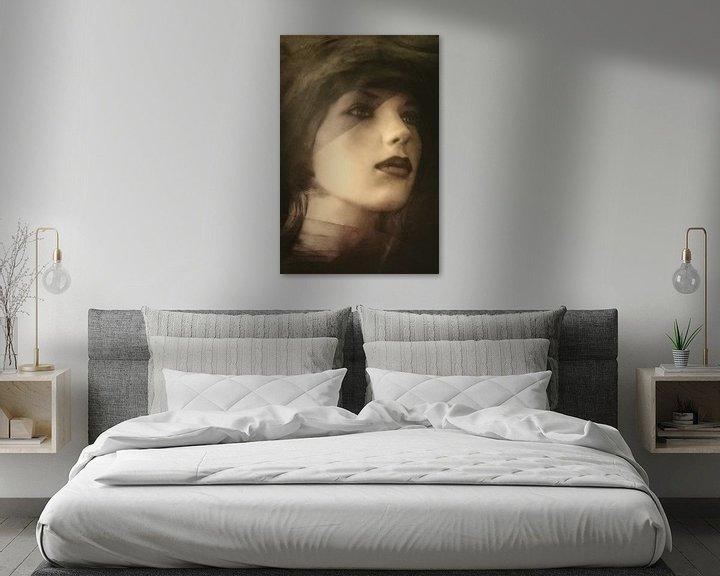 Sfeerimpressie: Nostalgisch  portret van Marijke de Leeuw - Gabriëlse