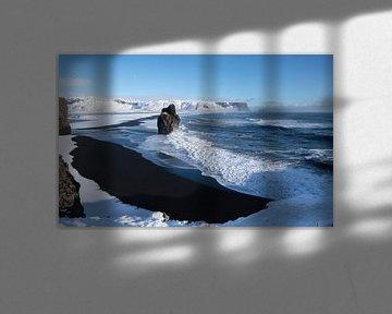 Cap Dyrholaey, Islande sur Alexander Ludwig