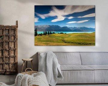Lake Pukaki van Antwan Janssen