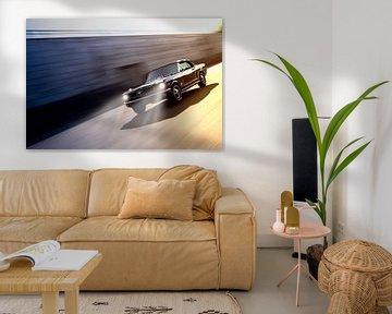 Ford Mustang van dag tot nacht van pixelstory