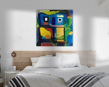 Moderne Malerei von Nicole Habets