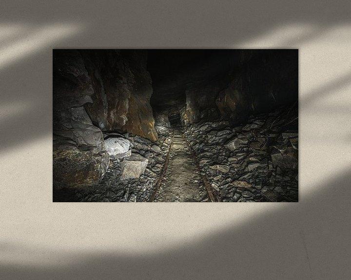 Beispiel: Verlassene Mine von Joren Mus